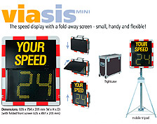 Radar Speed Signs, mobile, post mounted, display, road traffic monitor, radars, speeding, sign, measurement, led, indication device, check,  count, data, portable, vehicle, warning, monitoring, sensor, mph, doppler, Fordingbridge, Hampshire, UK
